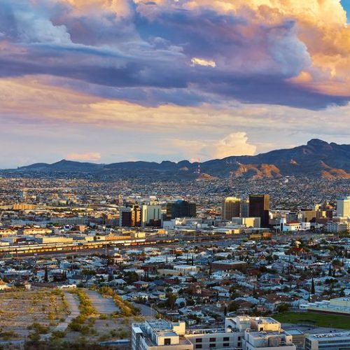 Ciudad Juárez: Puerto logístico multimodal