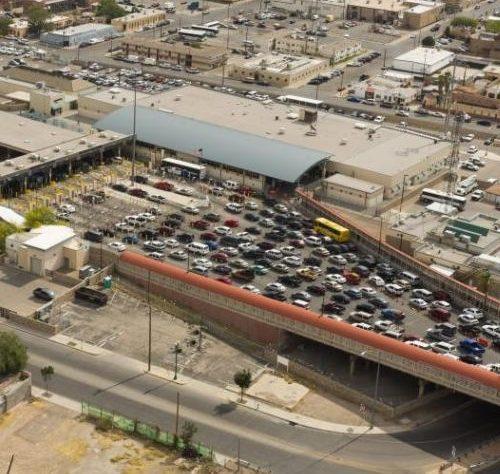 Generación del Instituto de Cruce Transfronterizo en Ciudad Juárez
